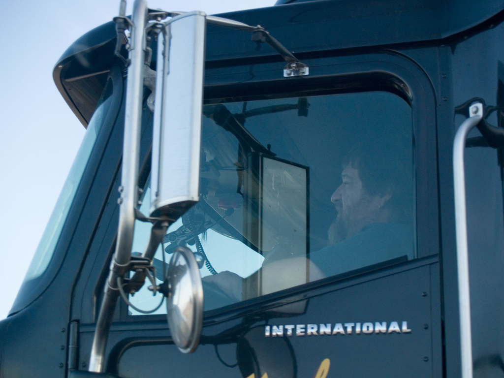 Is the American trucker a dying breed?