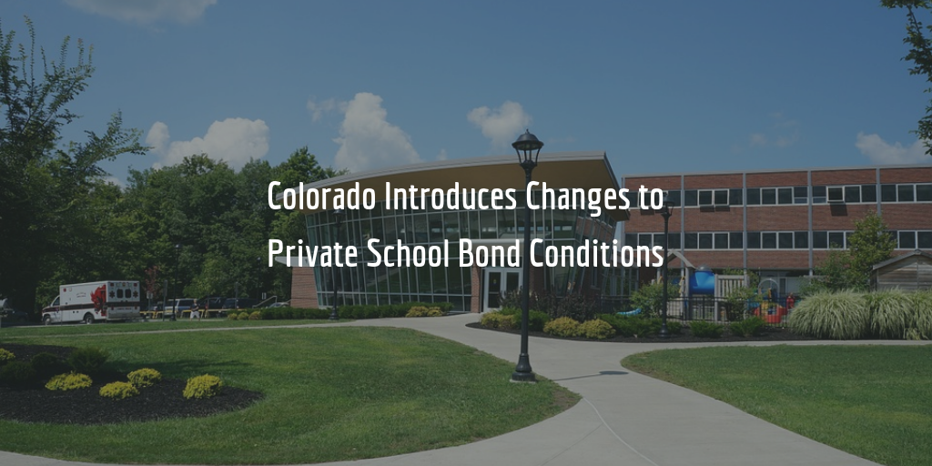 New Colorado Private School Conditions