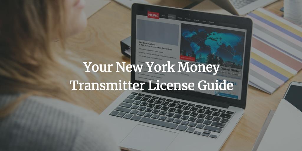Your New York Money Transmitter License