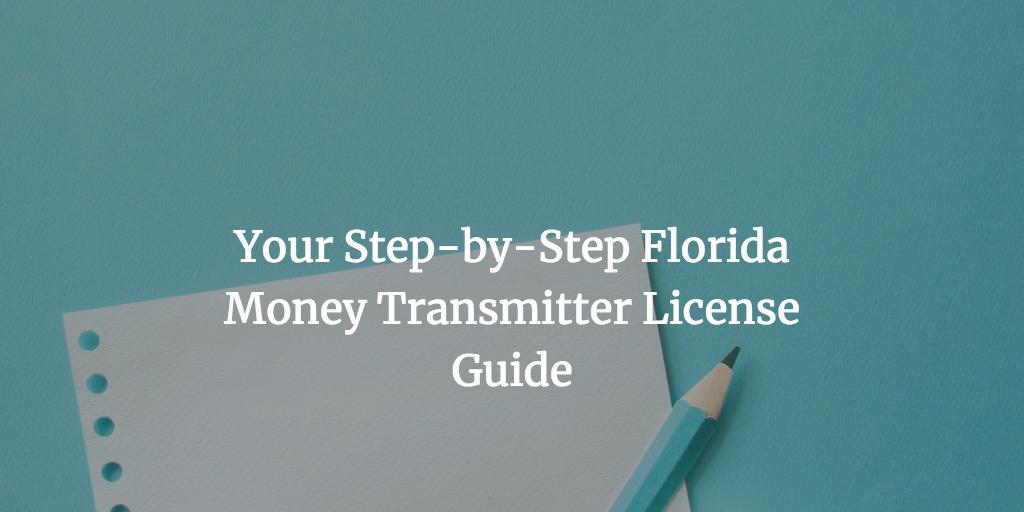 Florida money transmitter license