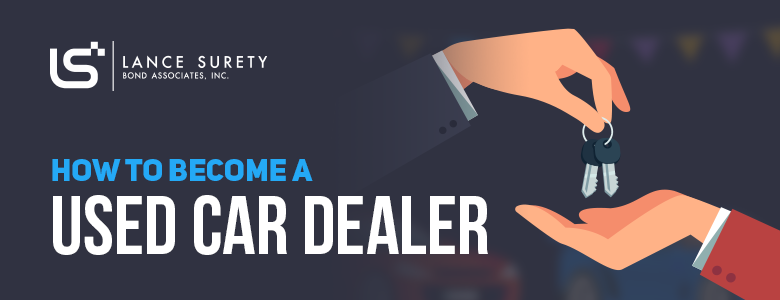 how to become used car dealer guide