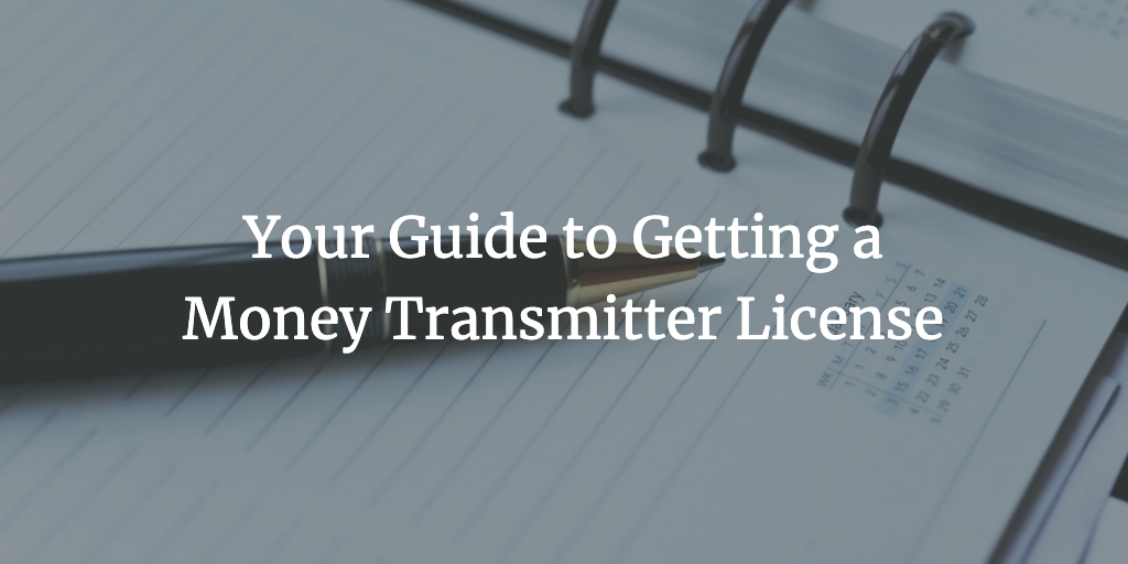 money transmitter license