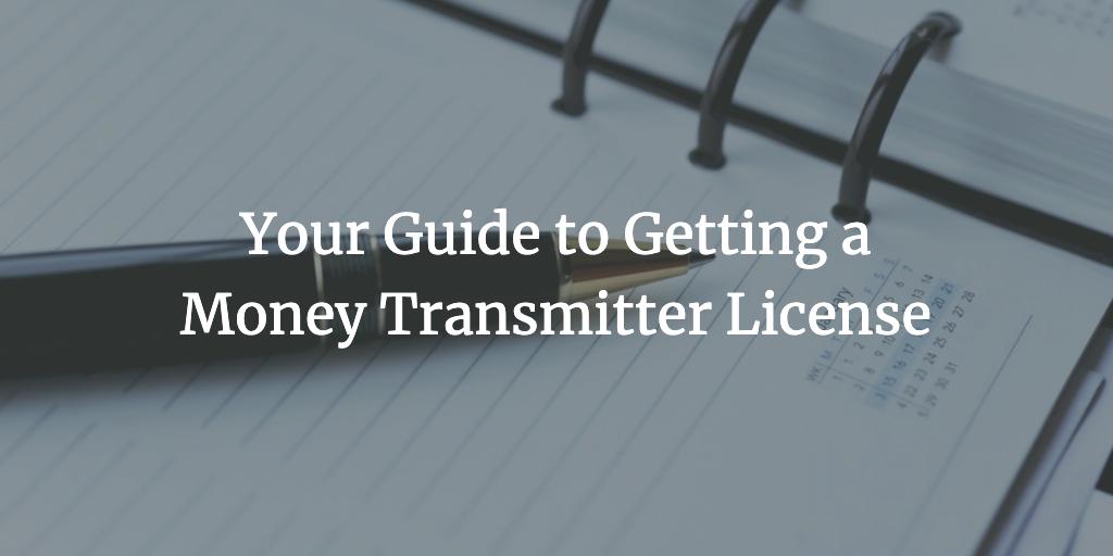 money transmitter license