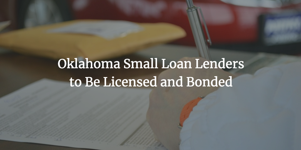 oklahoma small loan lenders