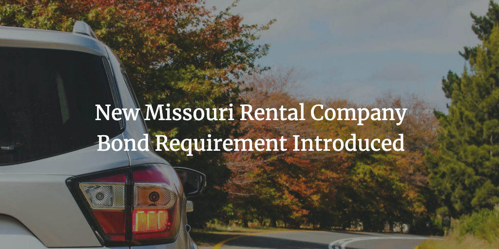 missour rental company bond