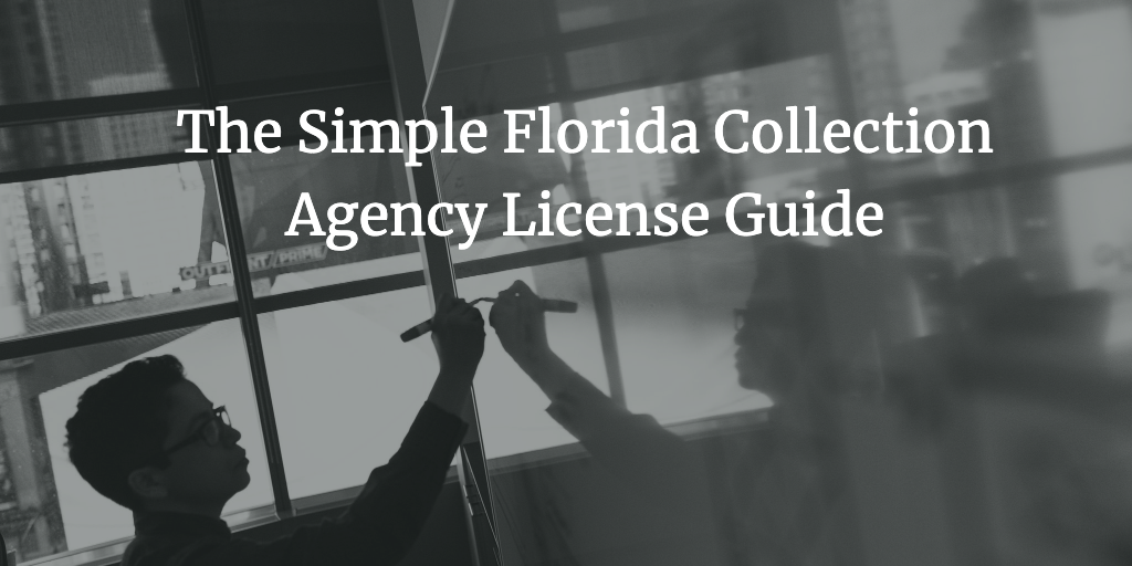 florida collection agency license