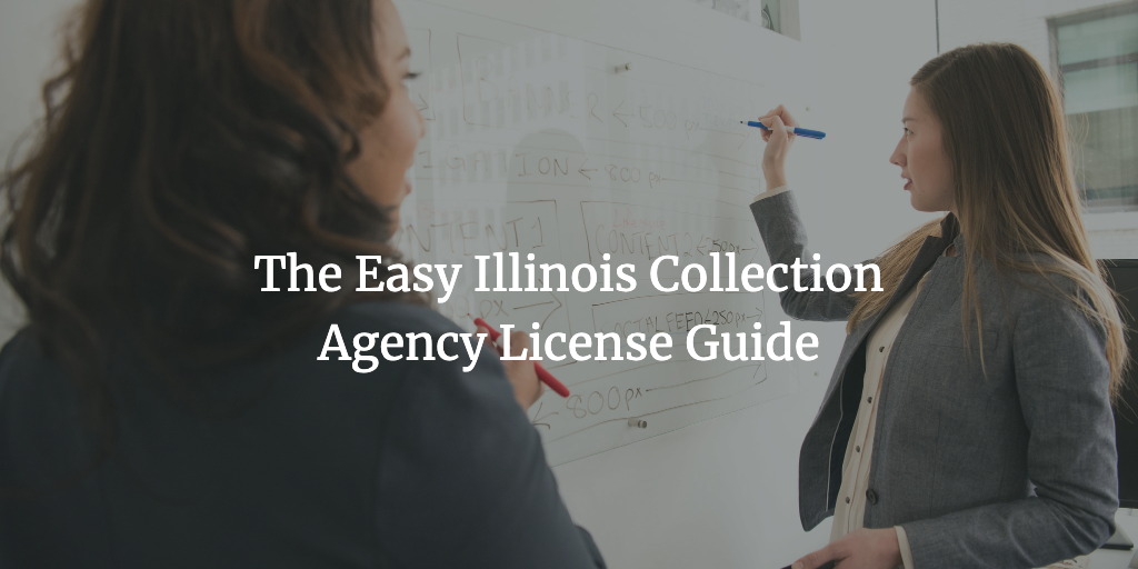 illinois collection agency license