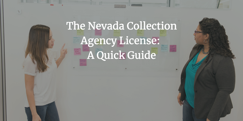 nevada collection agency license