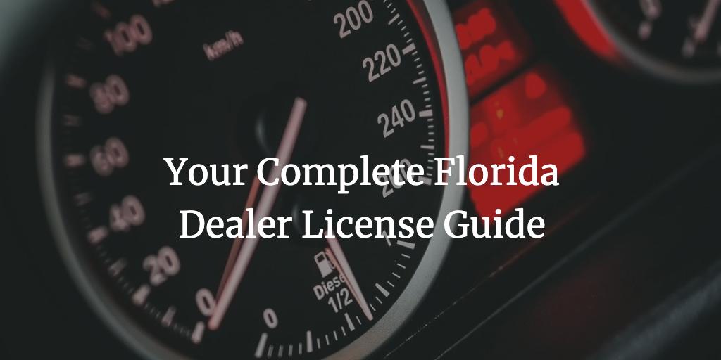 florida dealer license