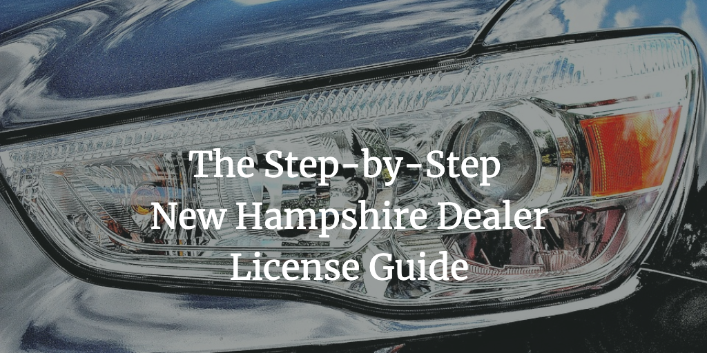 New Hampshire Dealer License
