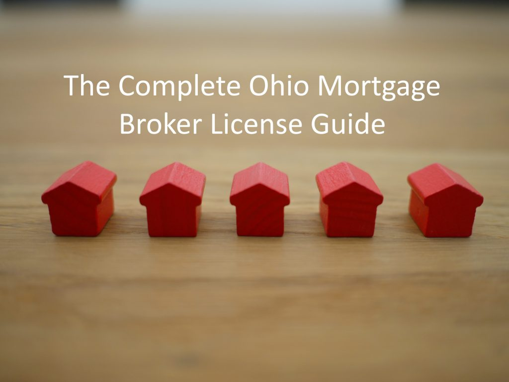 ohio mortgage broker license