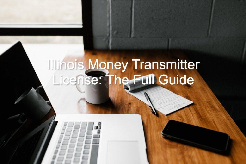 illinois money transmitter license