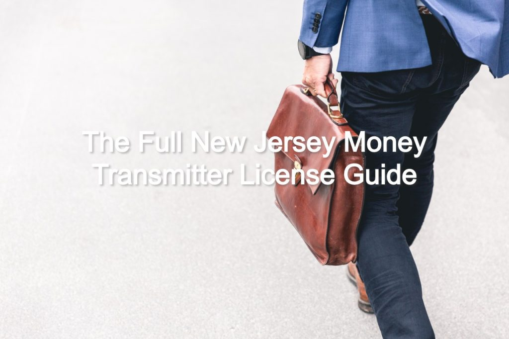 new jersey money transmitter license