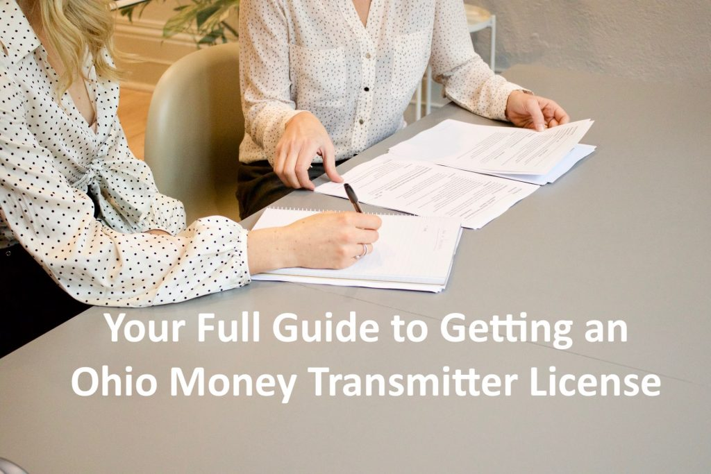 ohio money transmitter license