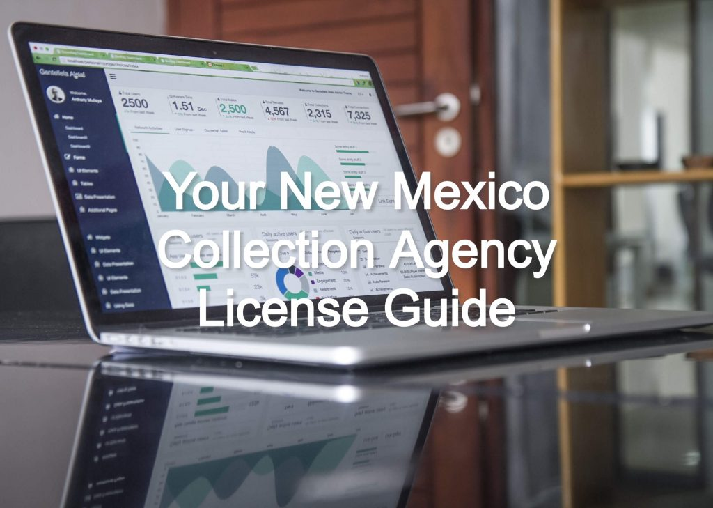 new mexico collection agency license