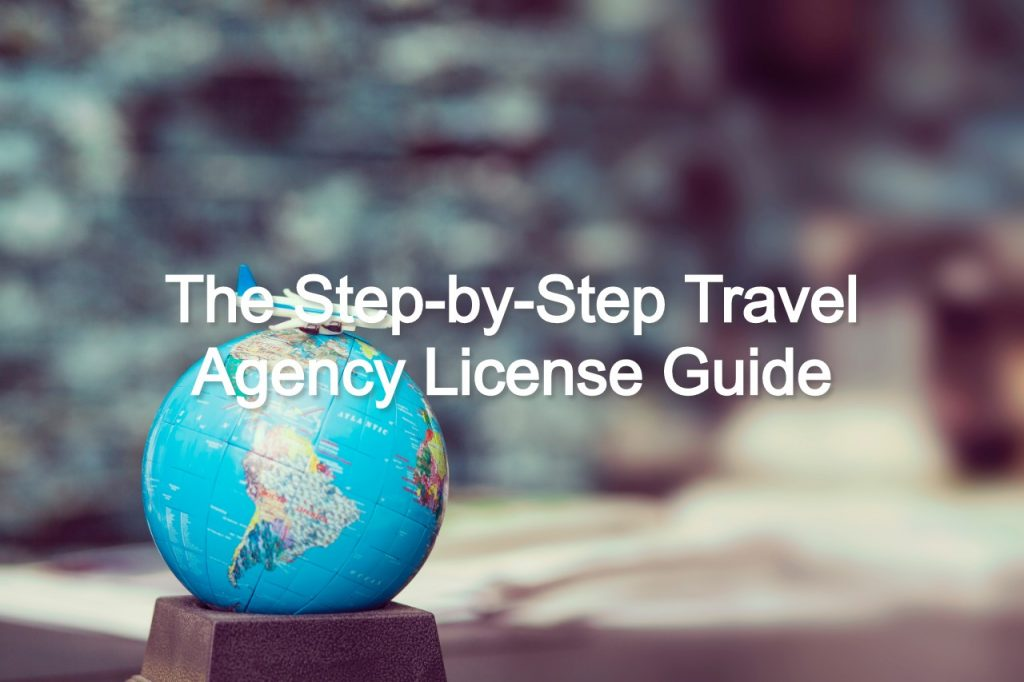 travel agency license
