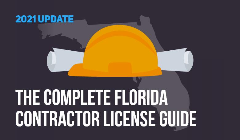 florida contractor license