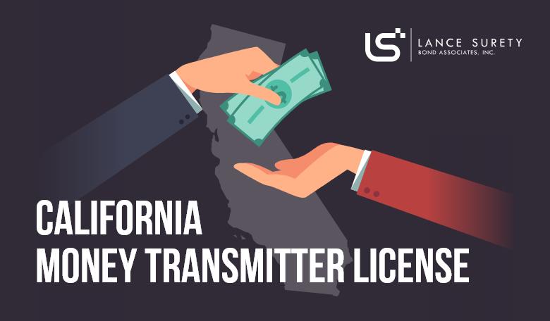 california money transmitter license