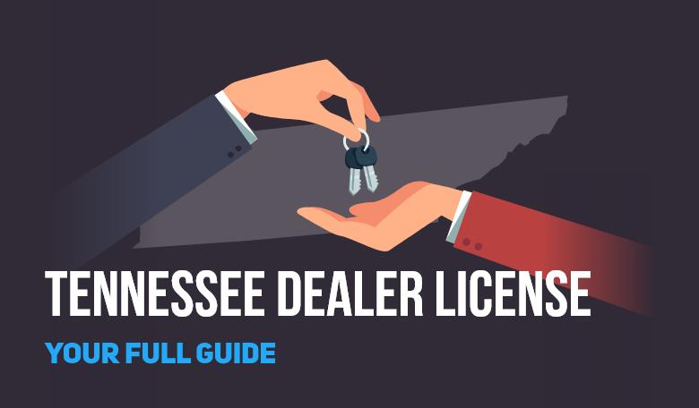 tennessee dealer license