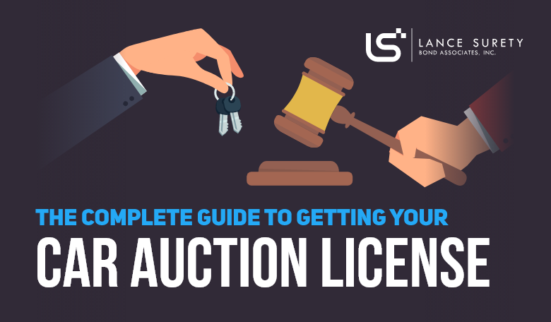 car auction license